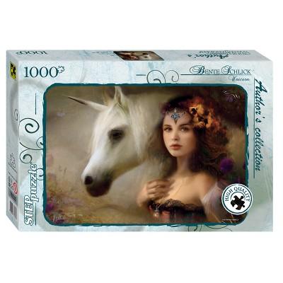 Step-Puzzle-79530 Licorne