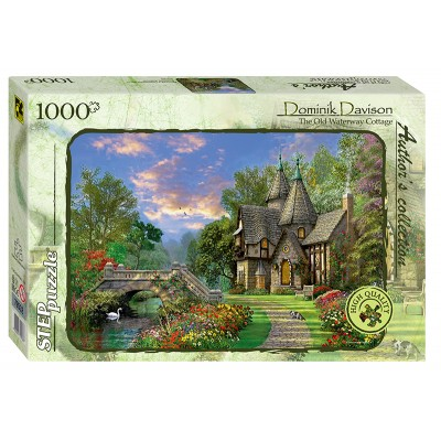 Step-Puzzle-79532 Dominic Davison - The Old Waterway Cottage