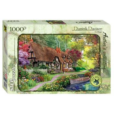 Step-Puzzle-79534 Dominic Davison - Cottage