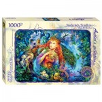 Step-Puzzle-79537 Nadezhda Strelkina - Fairy of the Forest