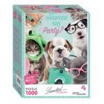 Step-Puzzle-79900 Studio Pets
