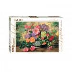 Step-Puzzle-83019 Fleurs dans un Vase