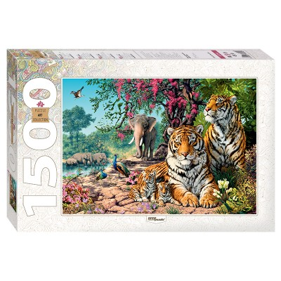 Step-Puzzle-83054 Tigres