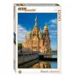 Step-Puzzle-83055 Cathédrale Saint-Sauveur-sur-le-Sang-Versé de Saint-Pétersbourg