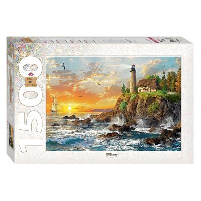 Step-Puzzle-83058 Dominic Davison : Shore Cliff