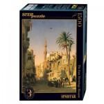 Step-Puzzle-83207 Prosper Marilhat - Elizbekia Street au Caire