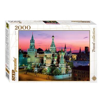 Step-Puzzle-84025 Cathédrale Saint-Basile, Moscou