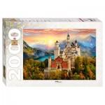 Step-Puzzle-84031 Neuschwanstein, Allemagne