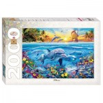 Step-Puzzle-84032 Dauphins