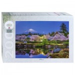 Step-Puzzle-84038 Le Japon au Printemps