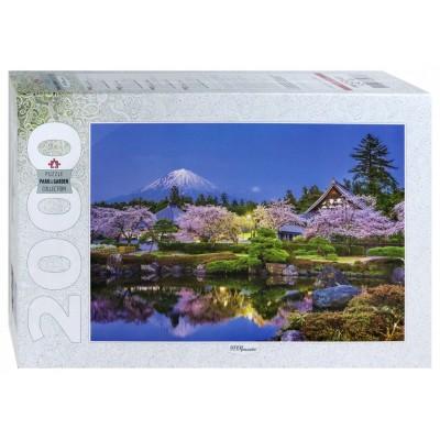 Step-Puzzle-84038 Le Japon au Printemps