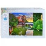 Step-Puzzle-84039 Hangman's Bridge Nuremberg, Allemagne