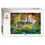 Step-Puzzle-85013 Loups