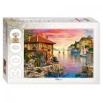 Step-Puzzle-85014 Dominic Davison : Mediterranean Sea