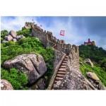 Step-Puzzle-85409 Castelo dos Mouros, Sintra, Portugal