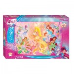 Step-Puzzle-97020 Winx - My Fairy Friend