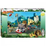 Step-Puzzle-97037 Madagascar 3