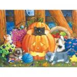 Sunsout-12540 Ashley Davis - Halloween Surprise