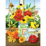 Sunsout-16099 Pièces XXL - Jane Maday - Autumn Jars