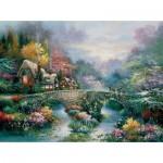 Sunsout-18030 James Lee - Peaceful Cottage