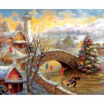 Sunsout-19168 Nicky Boehme - Joyous Season