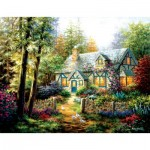 Sunsout-19206 Pièces XXL - Nicky Boehme - A Country Gem