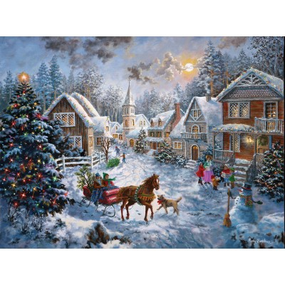 Sunsout-19236 Nicky Boehme - Merry Christmas