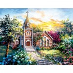 Sunsout-19290 Pièces XXL - Nicky Boehme - A Tranquil Setting