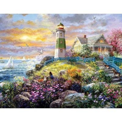 Sunsout-19309 Nicky Boehme - A Lighthouse Memory