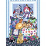 Sunsout-20206 Wendy Edelson - Winter Quilt