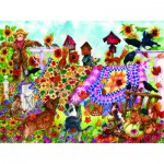 Sunsout-20225 Wendy Edelson - Autumn Garden Quilts