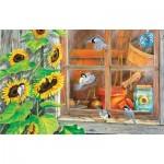 Sunsout-24624 Carol Decker - Sunflower Shed