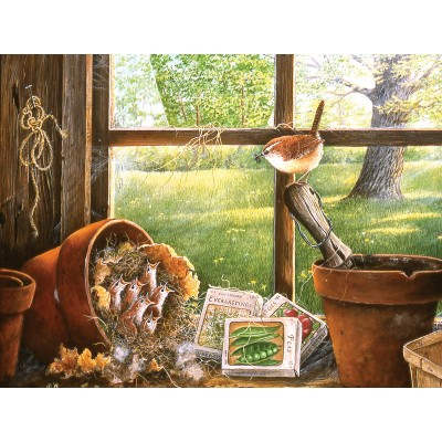 Sunsout-24631 Pièces XXL - Garden Shed Seedlings