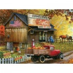 Sunsout-28624 Pièces XXL - Seed and Feed General Store