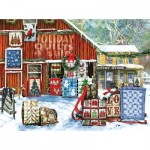 Sunsout-28735 Tom Wood - Holiday Quilts