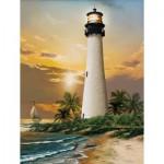 Sunsout-28838 Pièces XXL - Cape Florida Lighthouse