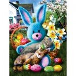 Sunsout-28844 Tom Wood - Easter Buddies