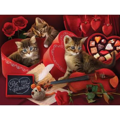 Sunsout-28860 Tom Wood - Be My Valentine
