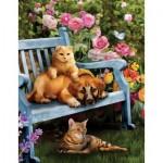 Sunsout-28894 Garden Hangout