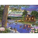 Sunsout-31405 Bigelow Illistrations - Peace River