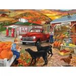 Sunsout-31476 Bigelow Illustrations - Roadside Stand