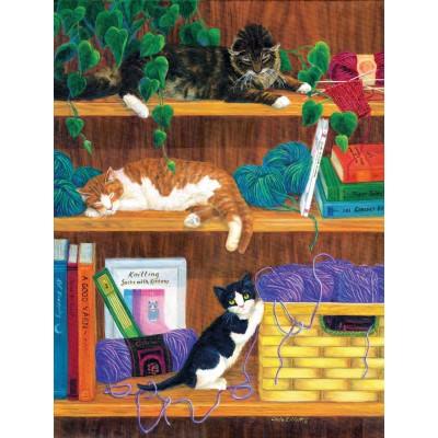 Sunsout-31631 Linda Elliott - A good Yarn
