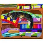 Sunsout-31649 Linda Elliott - Quilt Cupboard