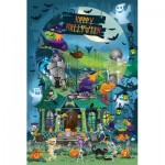 Sunsout-32206 Pièces XXL - Legacy Tree - Trick or Treat for All Ages