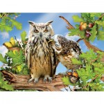 Sunsout-34950 Pièces XXL - Owl Always Love You