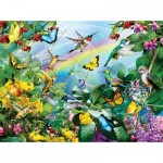 Sunsout-35002 Lori Schory - Hummingbird Sancutary