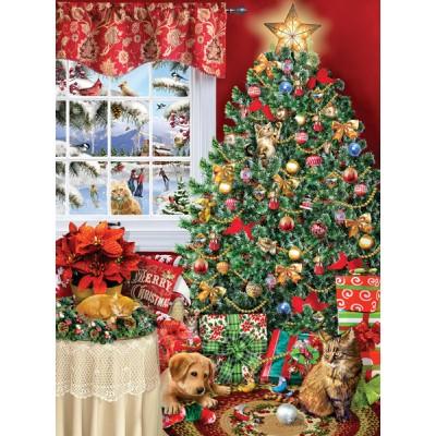 Sunsout-35020 Lori Schory - Cat Tree