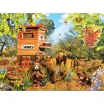Sunsout-35036 Lori Schory - Bears and Bees