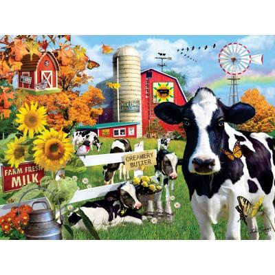 Sunsout-35078 Pièces XXL - Lori Schory - Dairy Farm
