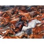 Sunsout-35310 Pièces XXL - Horse of a Different Color